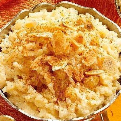 Recipe: Saffron rice pudding   George Herald in 2020 ...