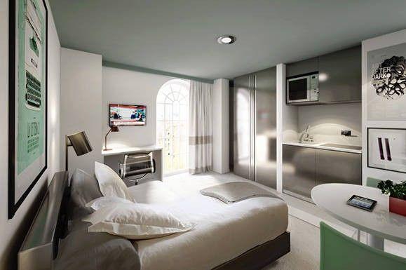 Highest spec apartments | Student house, Student ...