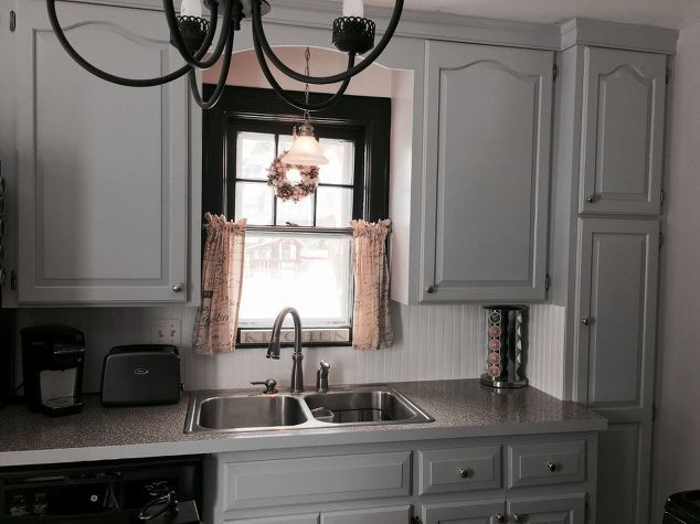 Budget Kitchen Renovation Cape Cod Modern Farmhouse Budget Kitchen Remodel Kitchen Renovation Kitchen Remodel