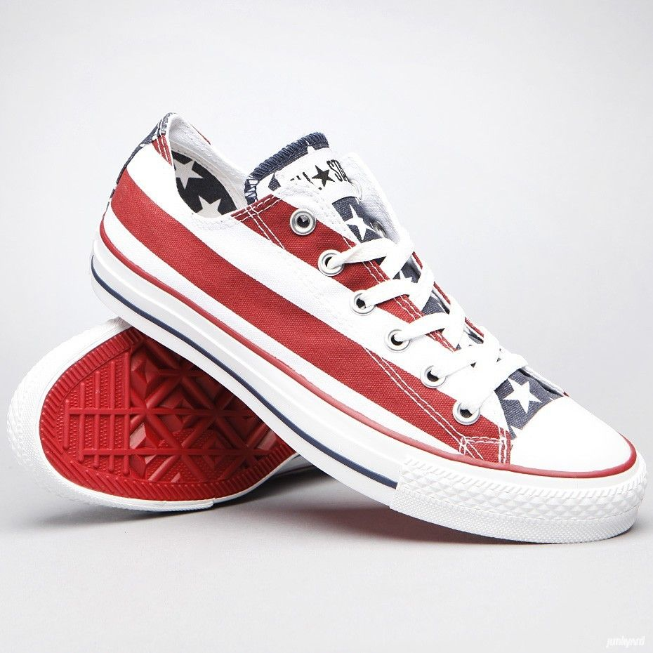 Sko fra Converse som bygger på originalen av legenden   Chuck Taylors basketsko på 50-tallet.     Materiale: Overdel av canvas, såle av gummi.