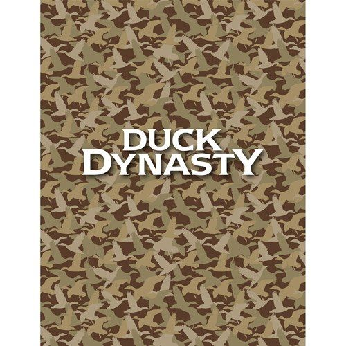 Watch Duck Dynasty while snuggled up in one of these warm and cuddly Duck Dynasty throw blankets depicting favorite scenes or characters from the show.