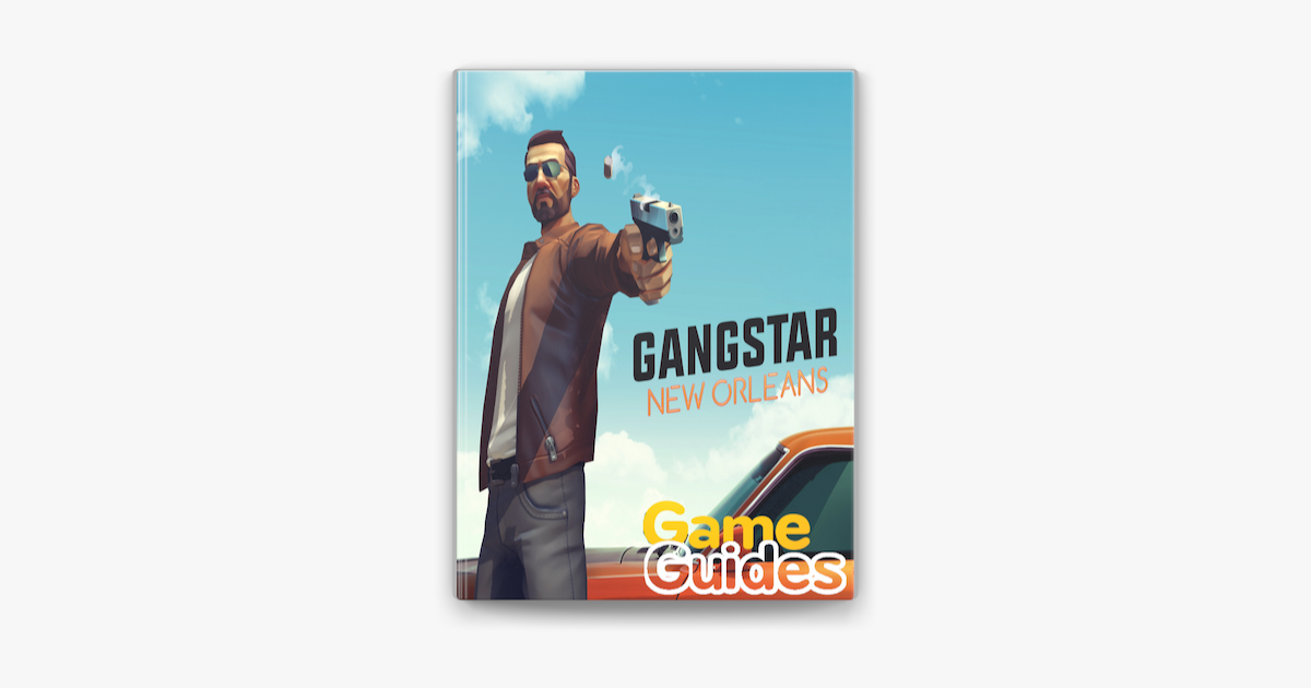 Gangstar New Orleans Cheats Tips Strategy Guide Gangstar 5 Affiliate Tips Amp Strategy Cheats Ad New Orleans Game Guide Logo Mockup