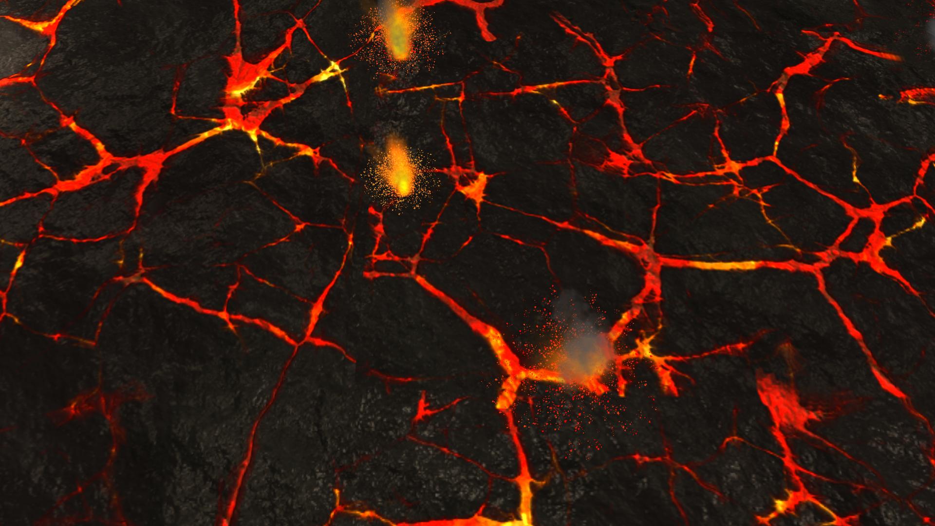 Violence 4.2: lava shader improvements and bugfixes
