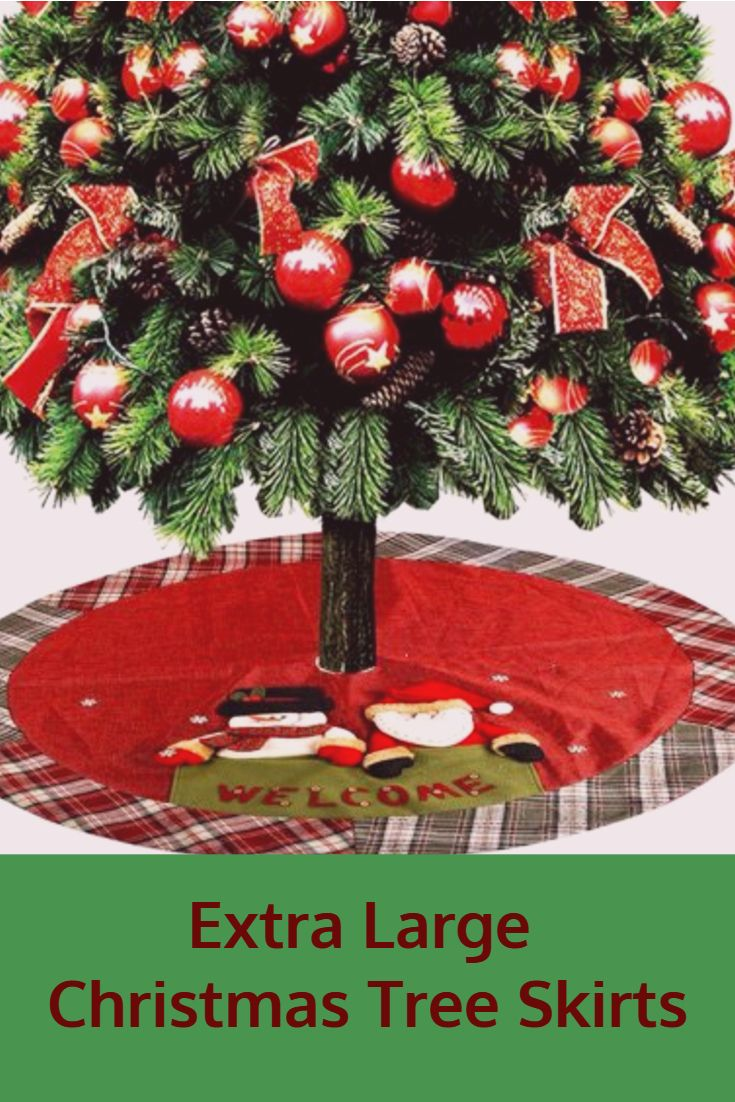 Best Burlap Christmas Tree Skirts For 2020 Burlap Christmas Tree