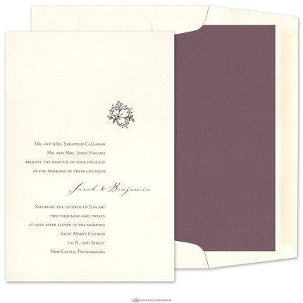 crystale invitations checkerboard wedding invitations - Checkerboard Wedding Invitations