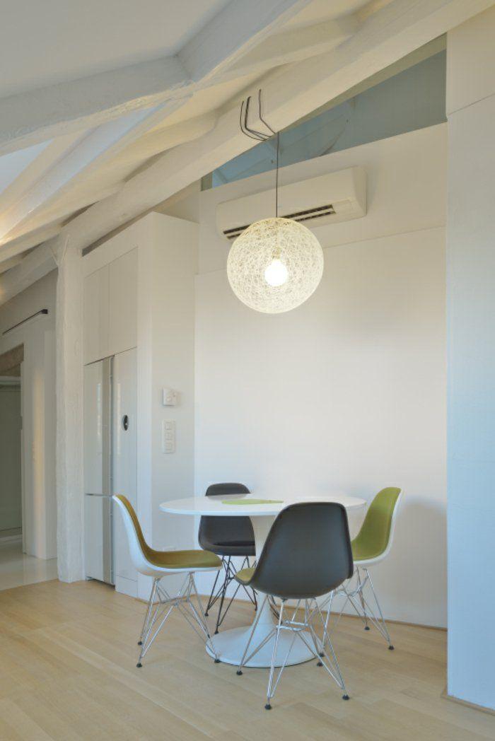 Zimmergestaltung Wohnungseinrichtung Dachwohnung Einrichten