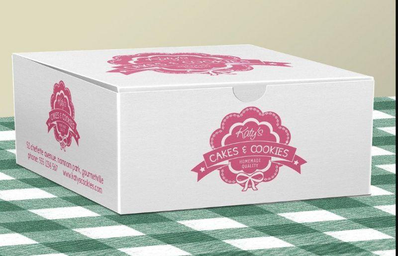 Download 11 Cake Box Mockup Psd Free And Premium Download Graphic Cloud Desain Kemasan Kemasan Desain