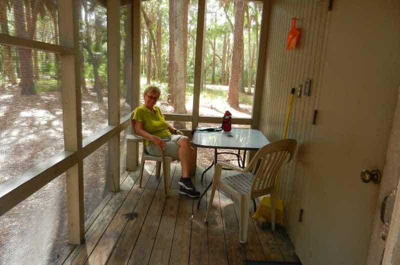 Cabins In Florida State Parks: U0027Comfortu0027 Camping