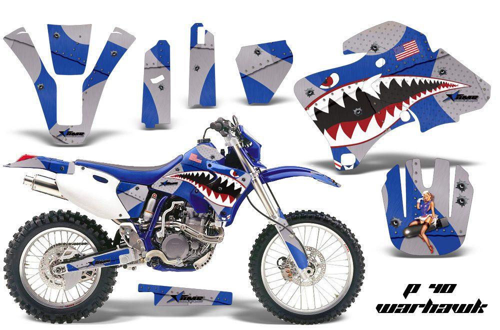 Amr Racing Motorcycle Graphic Sticker Mx Kit Yamaha Wr 250f 426f