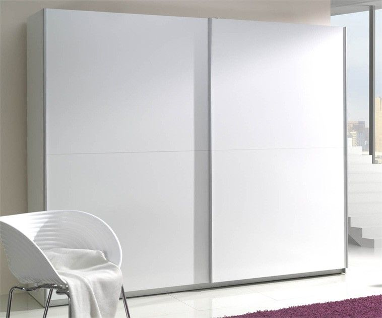 Presta White 1 | Armoire Pas Cher, Armoires De Chambre Et Porte