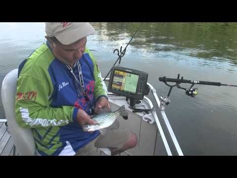 L 58 Crappie Summertime 2015 Youtube Fishing Videos Pinterest