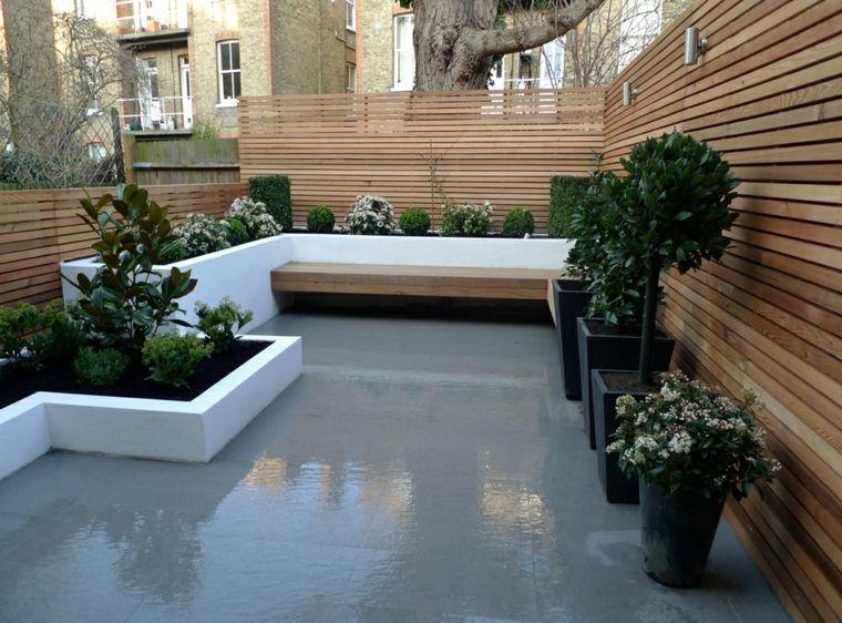 ideas y estilos decoracion jardines pequeos google search with decoracion jardines pequeos