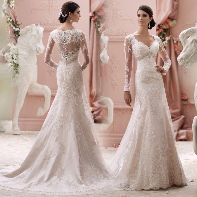 Traditional Wedding Dress | My Wedding | Pinterest