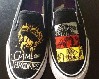 vans game of thrones