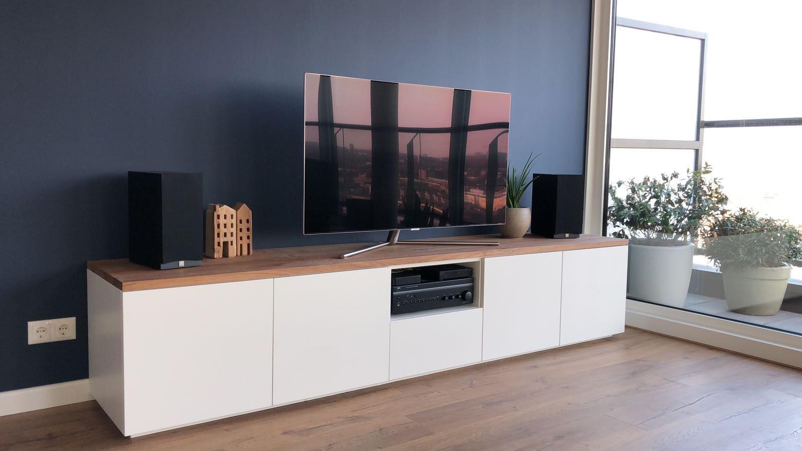 Tv Meubel Strak En Modern Deze Tv Kast Is Ook Beschikbaar