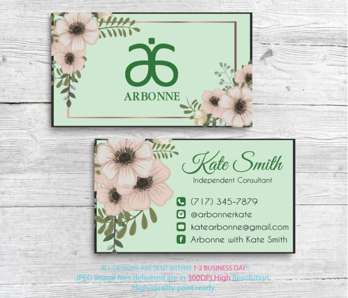 Arbonne Business Cards Arbonne Consultant Cards Free Personalised Arbonne Consultant Modern Business Card Ab88 Arbonne Business Cards Arbonne Business Modern Business Cards