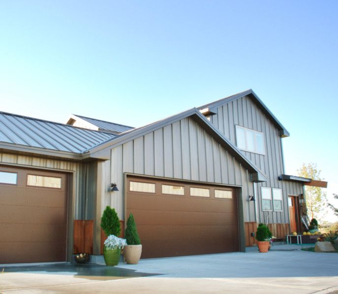 Best Bridger Steel Colors And Finishes Barn Shed In 2019 400 x 300