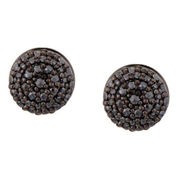 Alinka MARINA diamond stud earring - Metallic mF6GoFc
