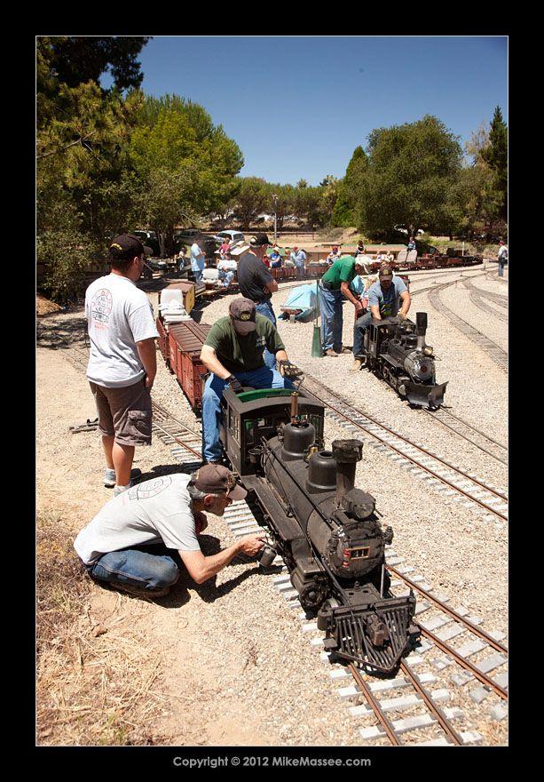 RGS 41 | Ride on train, Model trains, Live steam models