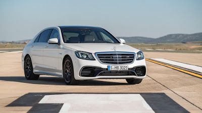 The new Mercedes-AMG S 65: Superiority of the high-end 12-cylinder
