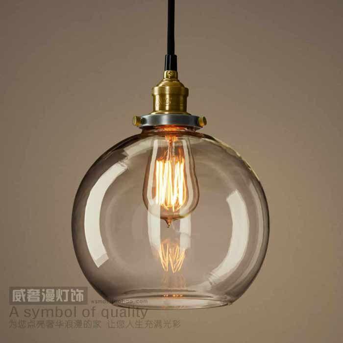 Afbeeldingsresultaat voor glazen bollen lamp   Verlichting - hang in ...