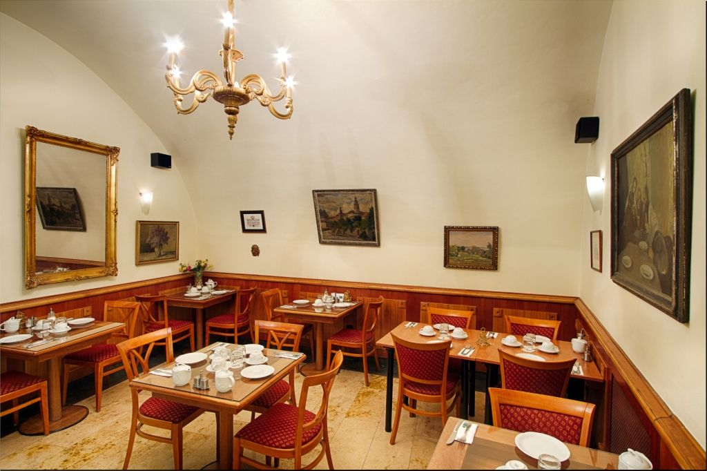 Hotel Clementin Old Town Is Situated In The Heart Of Historical Centre Prague Between Famous Charles Bridge And Square