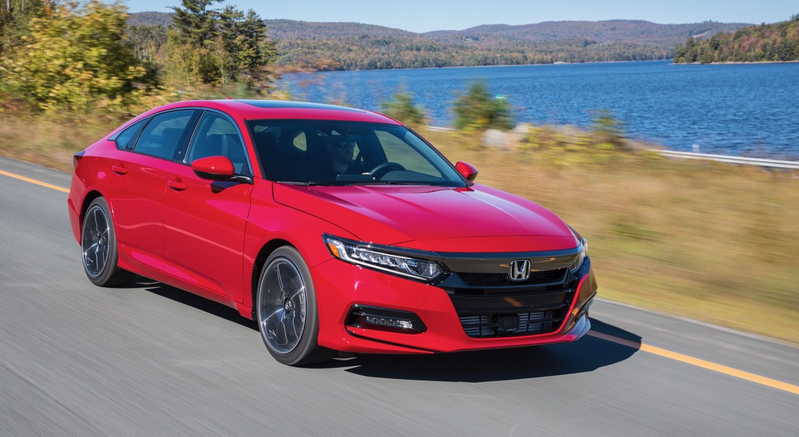 2018 Honda Accord Sport 2.0T Review A fun midsize sedan