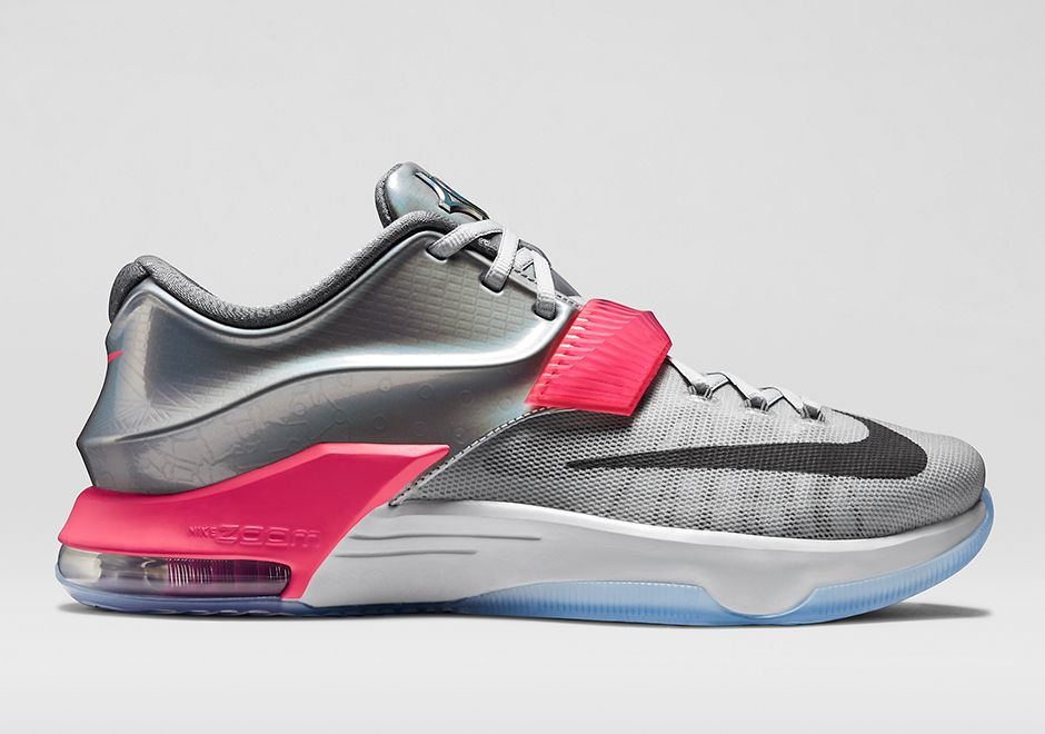 Here Is A Look At The NBA All Star Game Colorway Of KD 7 That Nike Basketball Has Created For Kevin Durant Kicks Are Built On Translucent Sole W