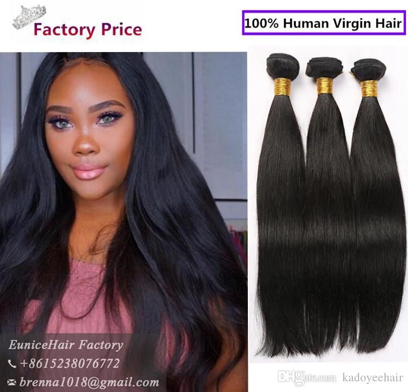 Brazilian Body Wave Hair Extension Natural Black Body Wave Hair