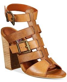 Dolce by Mojo Moxy Darby Block-Heel Sandals