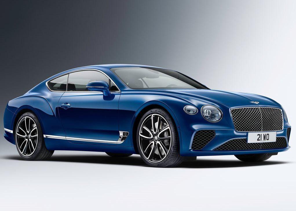 Bentley Continental Gt 2020 England