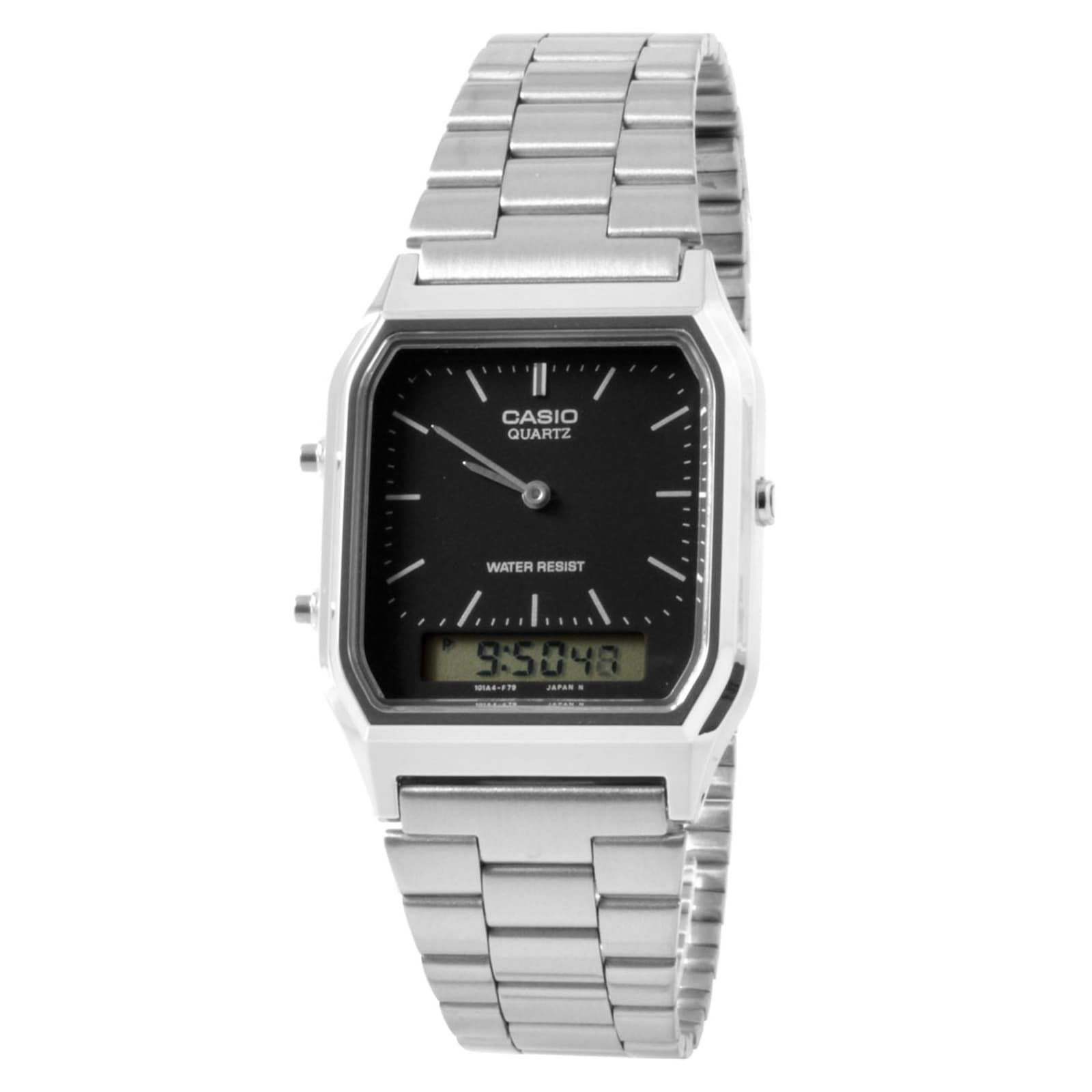 Photo of Stylish Square Black Watch | In stock! | Casio