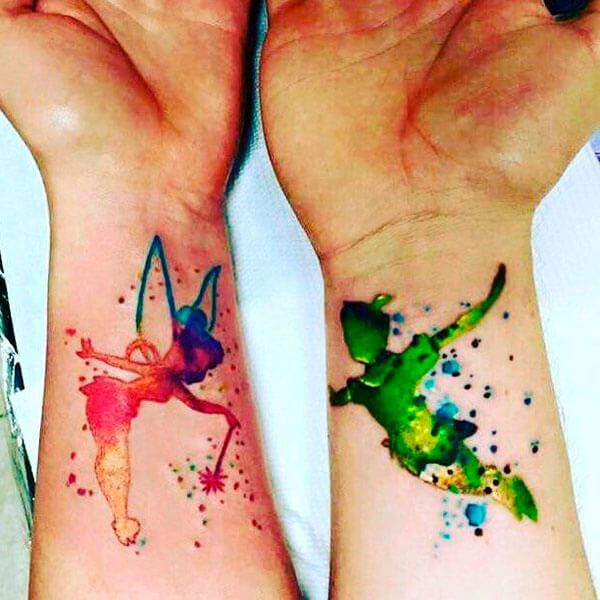 Image Result For Lifeline Tattoo Across Couples Fingers Couple
