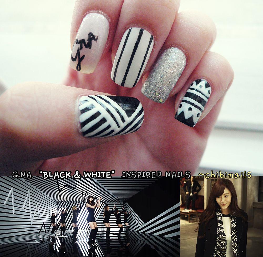 Kpop Inspired Nail Art | Ezu Photo Mobile
