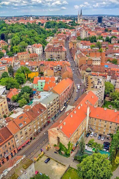 Zagreb, Croatia Croatia travel, Zagreb croatia, Croatia
