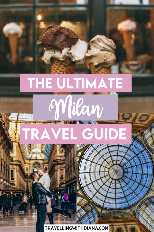 This is the ultimate Milan travel guide with all the best things to do in Milan and tons of tips to enjoy your stay in the city. What to do, how to get around and where to eat in Milan.   tips for spending 4 days in Milan   the perfect Milan itinerary   Italy travel tips   best things to do in Italy   Milan travel tips   how to visit Milan Italy in a weekend #milan #italy