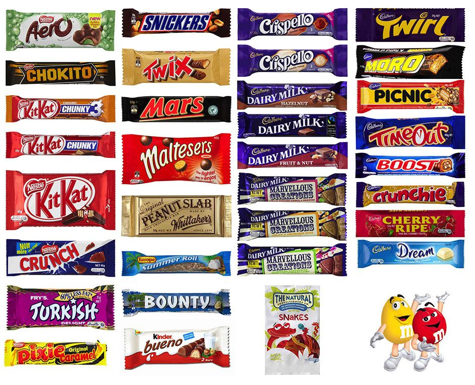 Old Fashioned Candy Brands