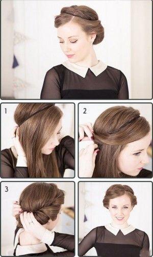 Peinados para una oficina