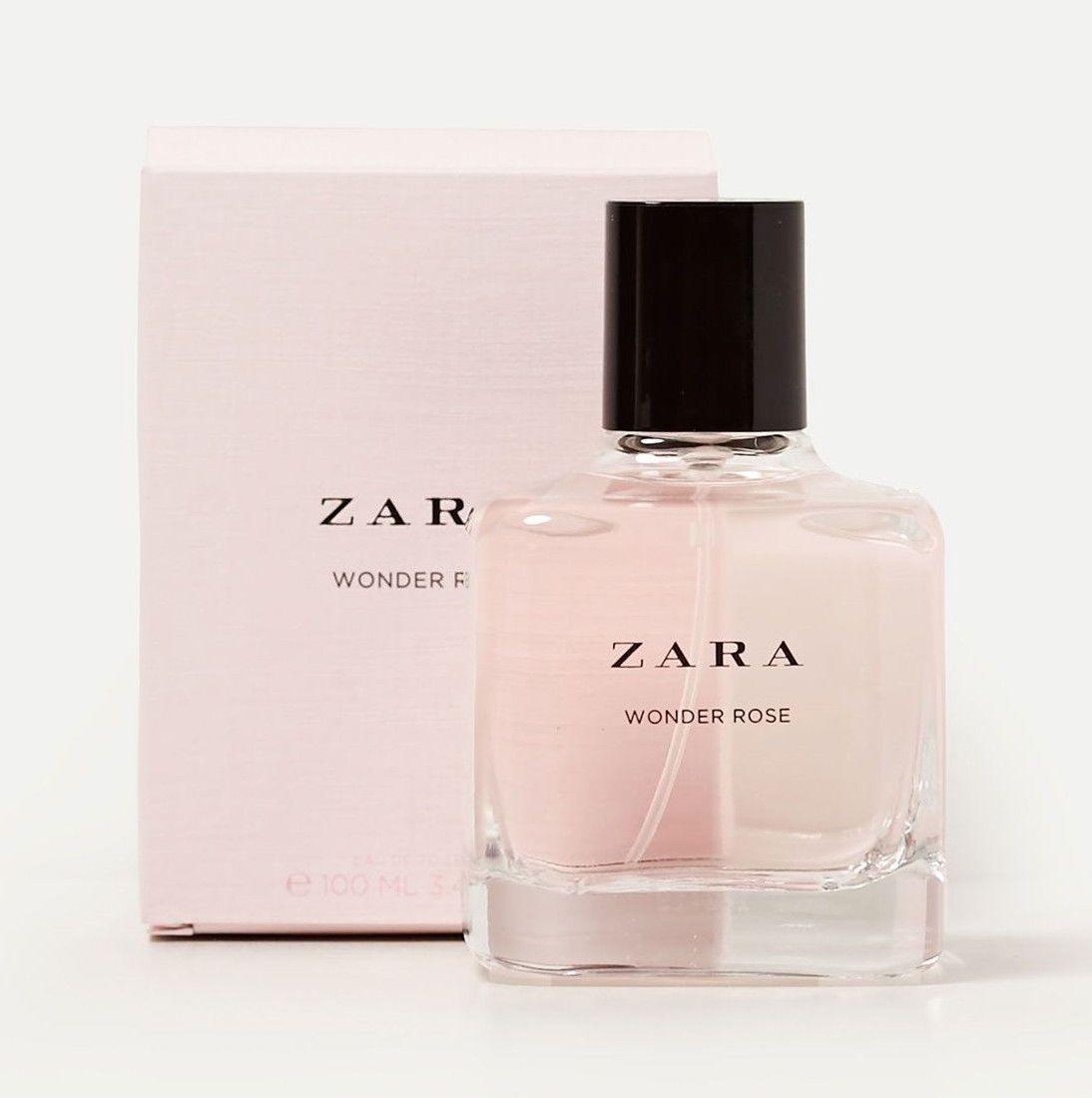 395147670 Zara Wonder Rose For Woman Eau De Toilette Edt Fragrance/ Perfume 30Ml