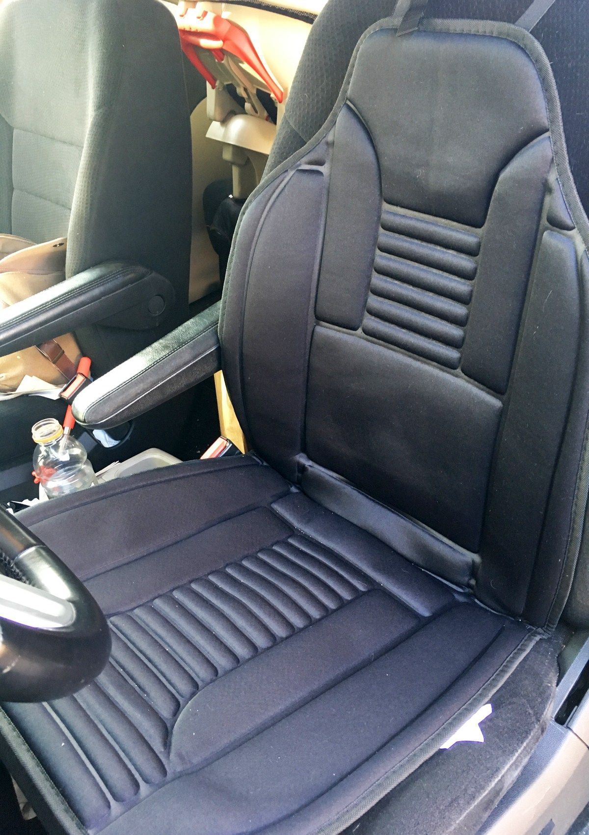 Heated Car Seat Cushion Review Carseats Heatedseats