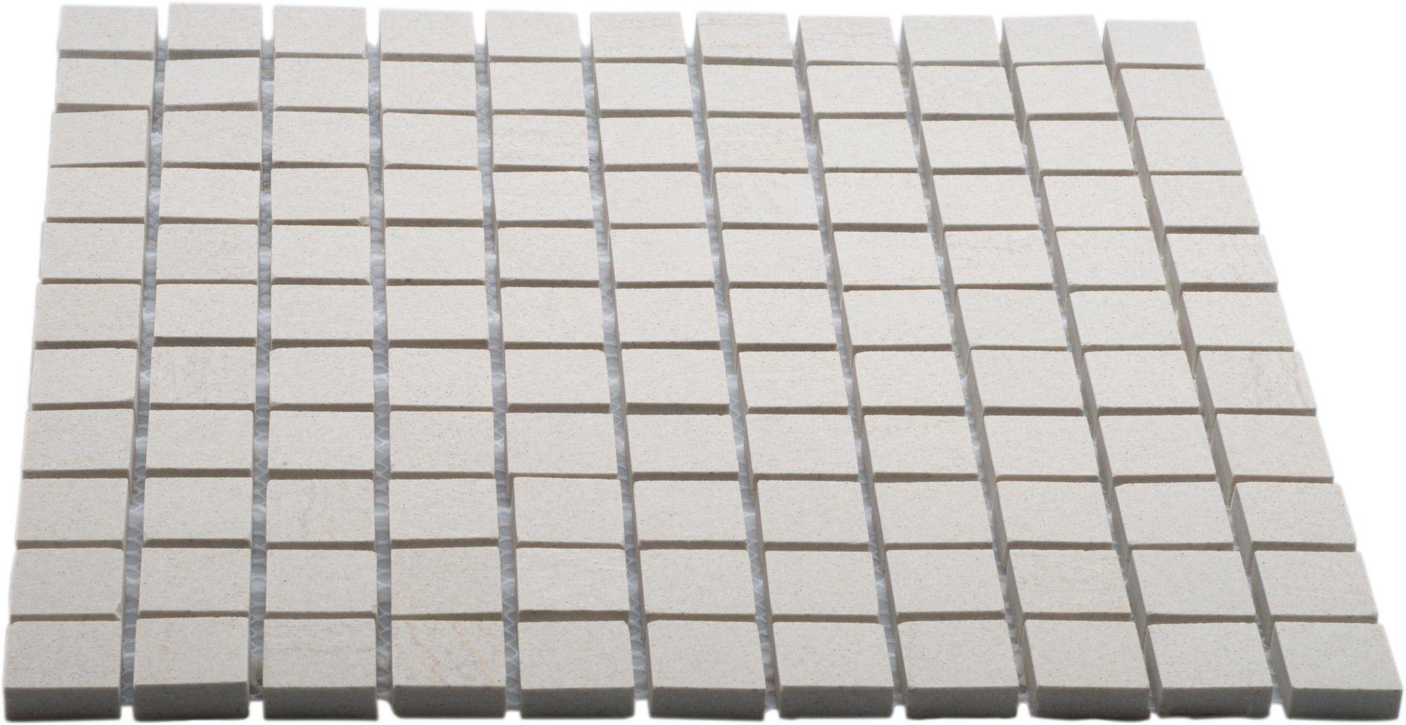 Photo of Vegro fliser sandsteinsmosaikk – Fliser til bad – Fliser, steiner og tilbehør – …
