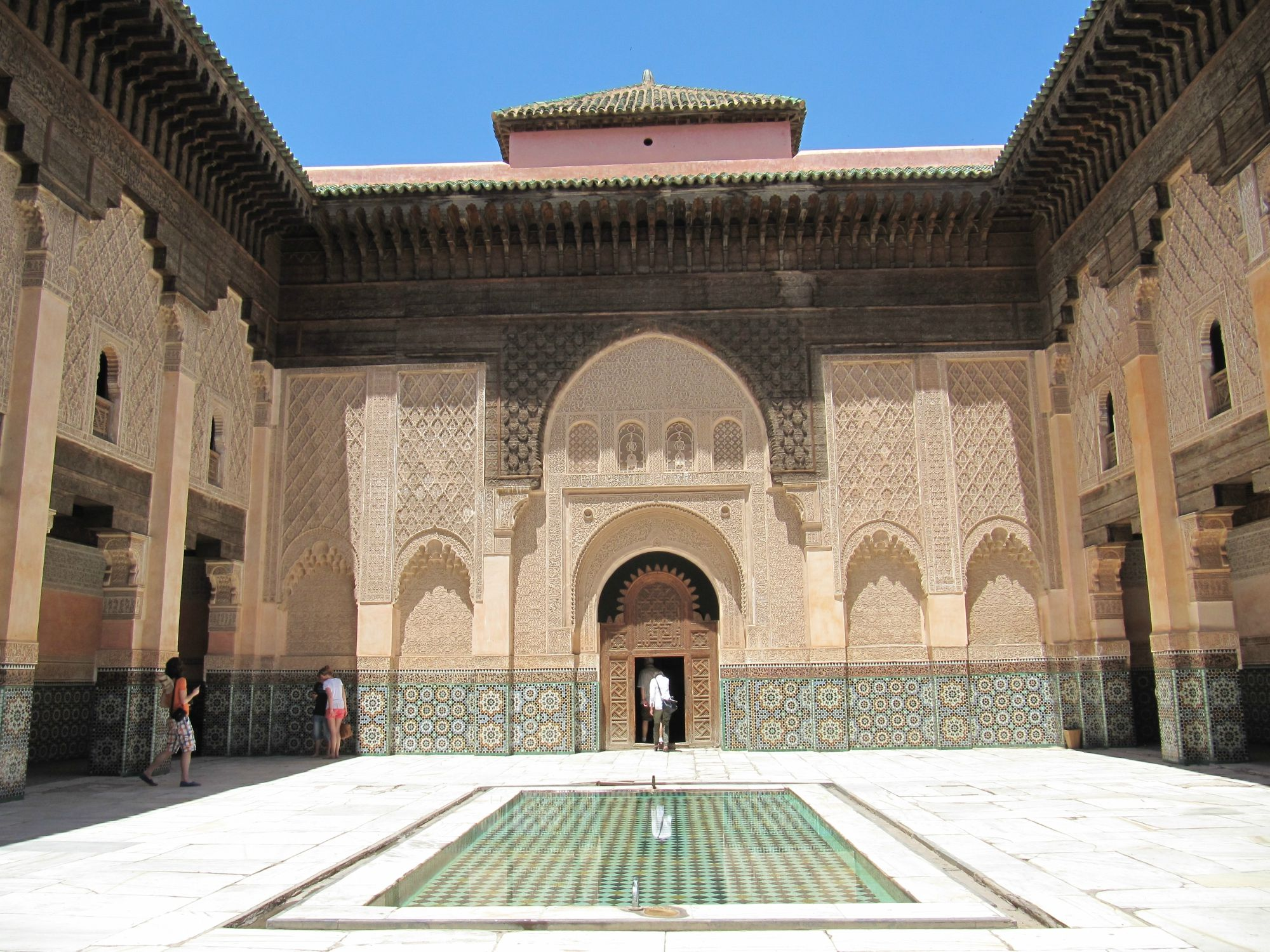 The 25 Most Popular Travel Destinations In The World | Business Insider  Marrakech, Morocco