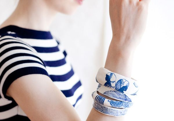 lovely porcelain jewelry