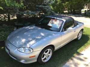2004 Mazda Mx 5 Miata Gx Coupe 2 Door Mazda Coupe Cars