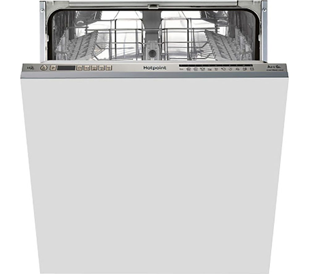 HOTPOINT Smart+ LTF 11M124 6C L UK Fullsize Integrated