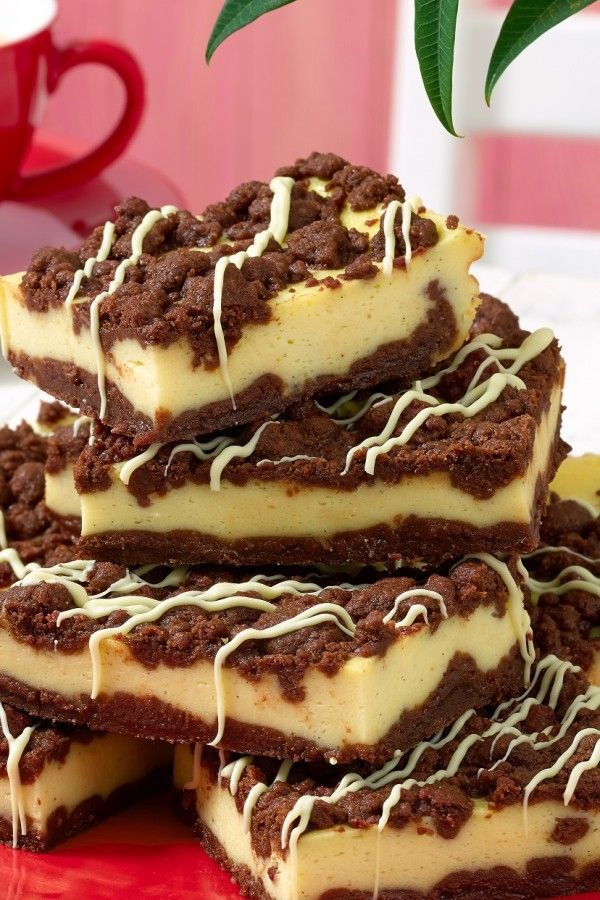 Photo of Juicy cheesecake with chocolate sprinkles