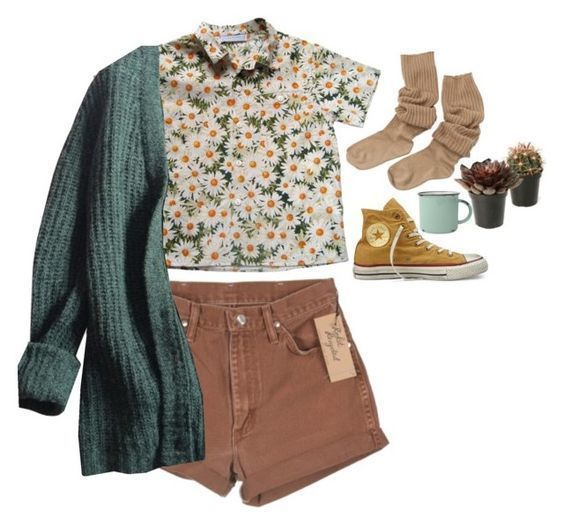 Polyvore Outfit Fashion Style Clothing Summer Outfits Summer Untitled Fashion Clothes Nerd Fashion