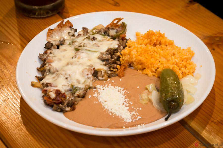 Glutenfree goodness at dos bandidos mexican restaurant