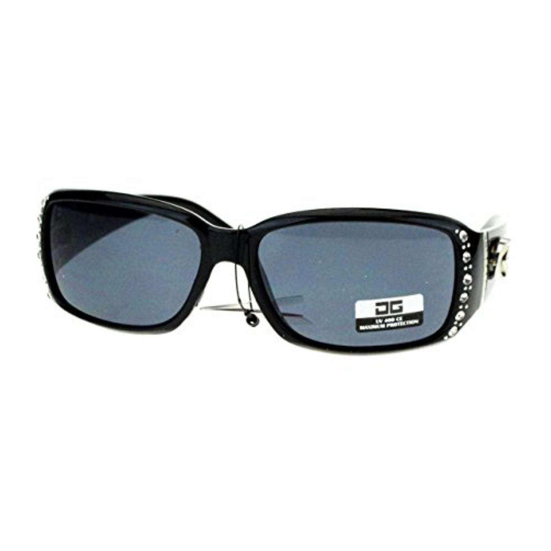 Check out 'CG Eyewear Womens Rhinestones Sunglasses