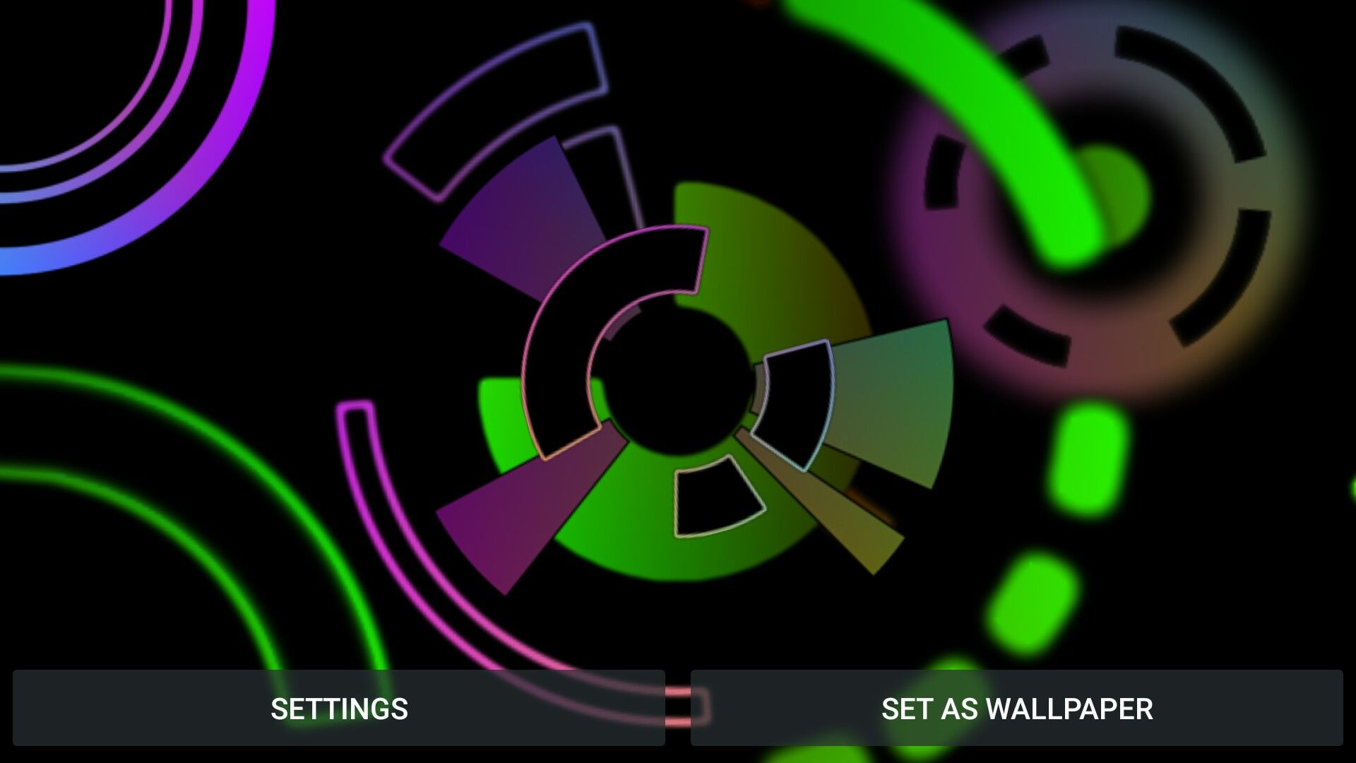 hypno ring theme indiedev gamedev androiddev livewallpaper android wallpaper